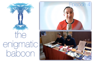 Videocast: Enigmatic Baboon 4 - Intercomic 2013