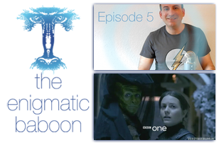 Videocast: Enigmatic Baboon 5 - Doctor Who: Battle of the Christmas Specials