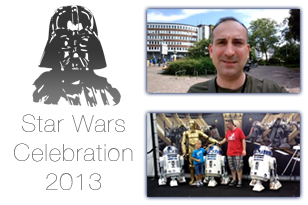 >Videocast: Marin besucht Star Wars Celebration Europe